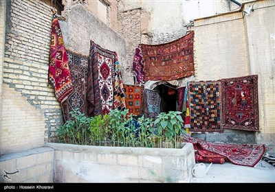 بازار وکیل در استان فارس