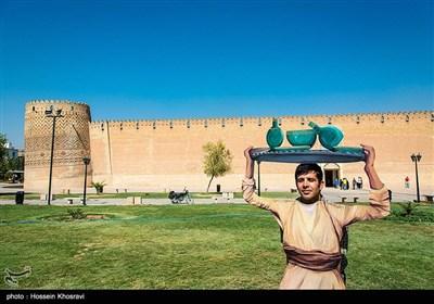 ارگ کریمخان زند در استان فارس