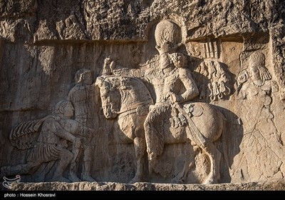 نقش رستم در استان فارس