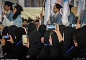 آیین ورودی نودانشجویان دانشگاه تهران