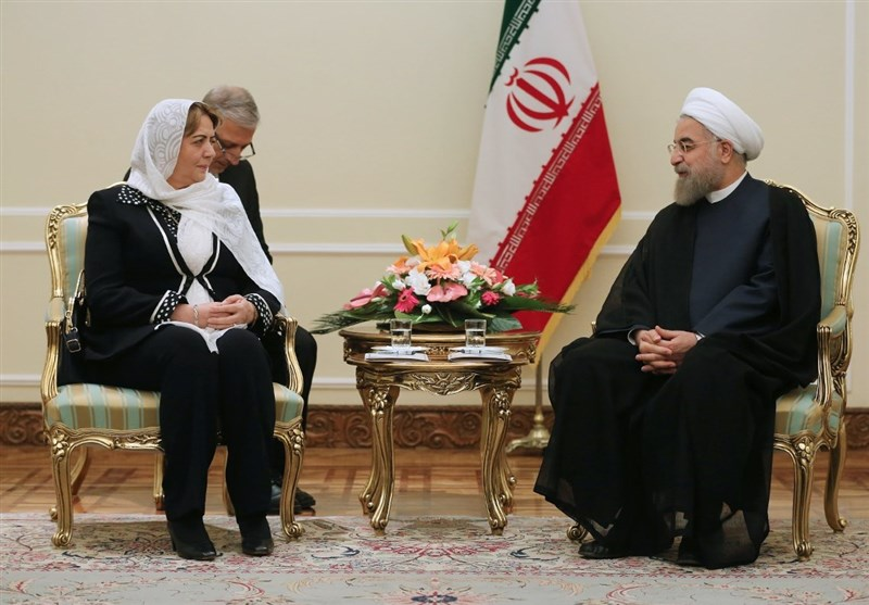Ruhani: Sınırların Değişmesi Bölgenin Yararına Değildir