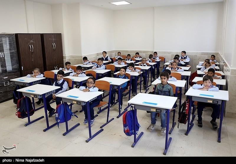 افتتاح مدرسه و پژوهش سرای ثابت - مشهد