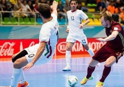 ایران به فینال جام جهانی فوتسال نرسید