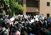 تجمعات دانشجویی علیه قانون سنوات ادامه دارد