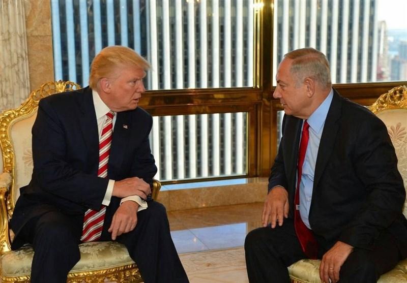 Trump'ın İsrail'e Patlayıcı Madde Hediyesi
