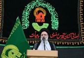 رئیسی: آسیبهای جامعه ایرانی، محصول کم توجهی به الگوهای اسلامی است