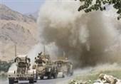 کاروان نیروهای خارجی در بگرام هدف قرار گرفت