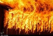 مانور روز آتش نشانی در اصفهان