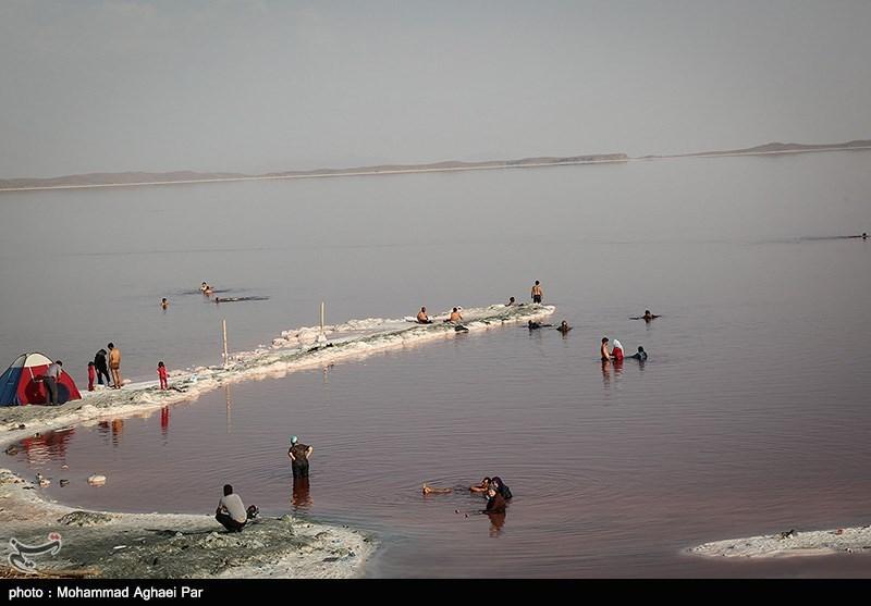 610 متر مکعب آب در ثانیه وارد دریاچه ارومیه میشود