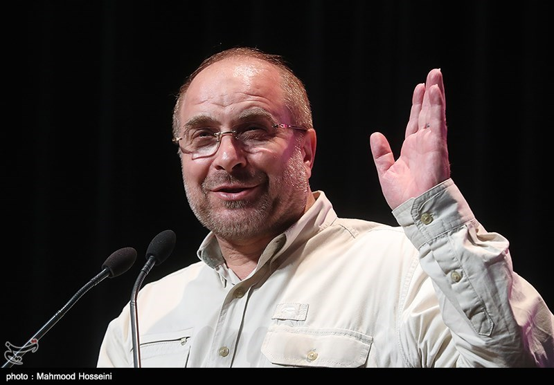 مراسم بزرگداشت روز آتش نشان با حضور قالیباف شهردار تهران