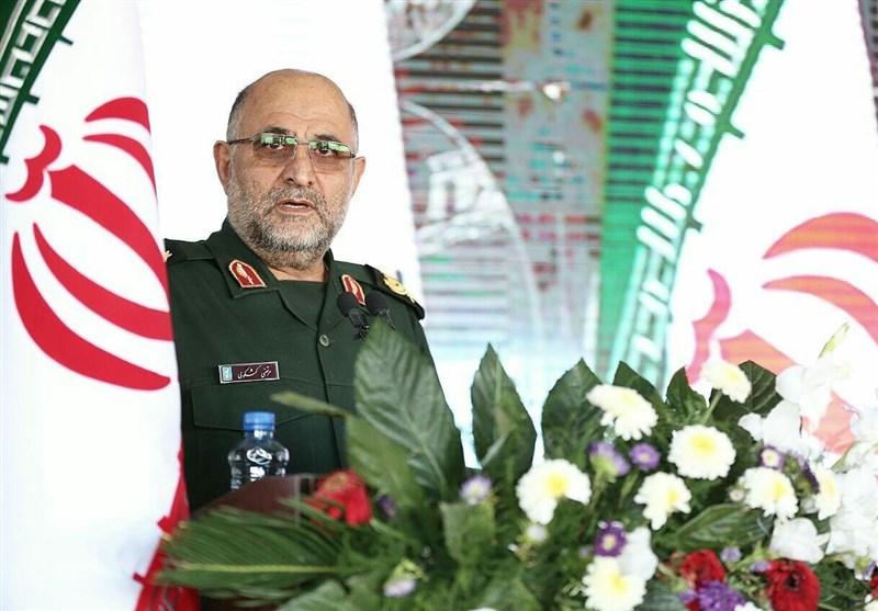 فرمانده سپاه لرستان: روحیه انقلابیگری در بین مردم تقویت شود