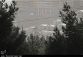 هوای استان کرمانشاه غبارآلود میشود