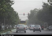 گرد و غبار در مشهد
