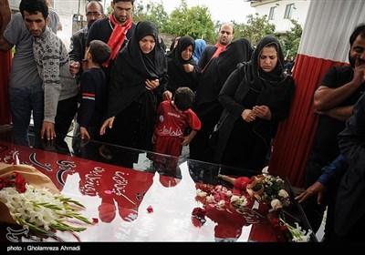 اولین سالگرد هادی نوروزی در روستای کپورچال
