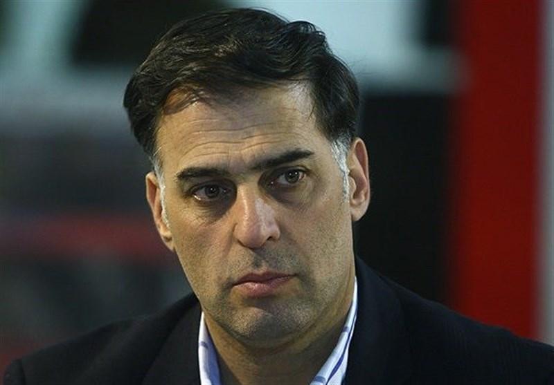 آذری: پرسپولیس شایستهترین تیم برای قهرمانی بود/ اعتقاد راسخی به حسینی دارم