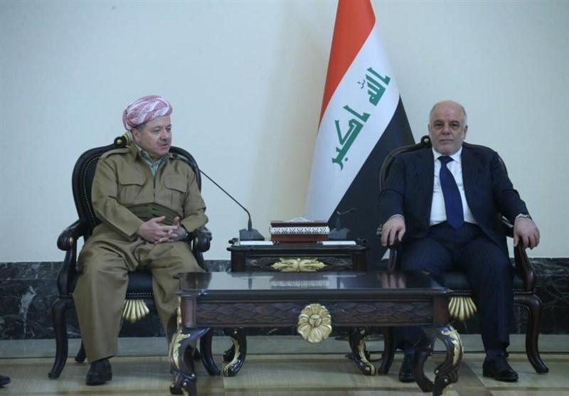 Barzani Sınır Ve Havalimanlarının Kontrolünü Vermeyi Reddetti