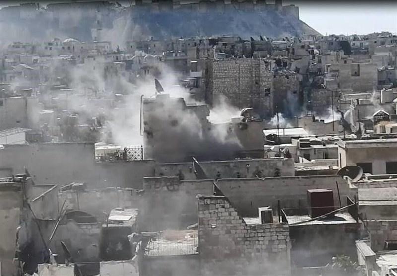 المحیسنی یقر بتمویل خلیجیین یؤمنون الصواریخ التی تقصف حلب