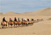 جادهای که مسیر پناهندگی شاهزادگان ساسانی به چین بود