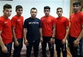 5 مدال برای نمایندگان ایران در روز سوم رقابتها