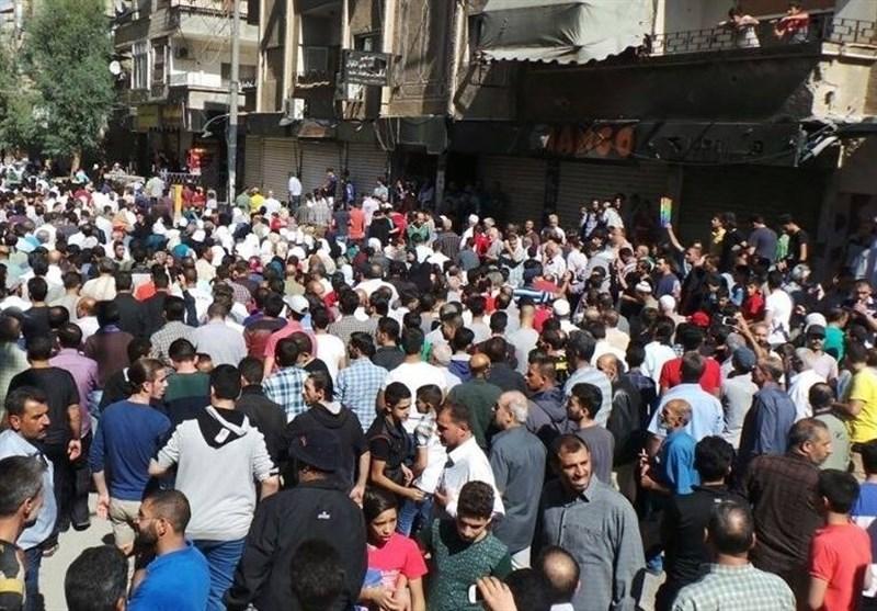 Syrians Condemn Breach of Truce in Qudsaya