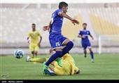برتری یک نیمهای استقلال خوزستان مقابل پدیده