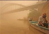 اهواز آلودگی هوا