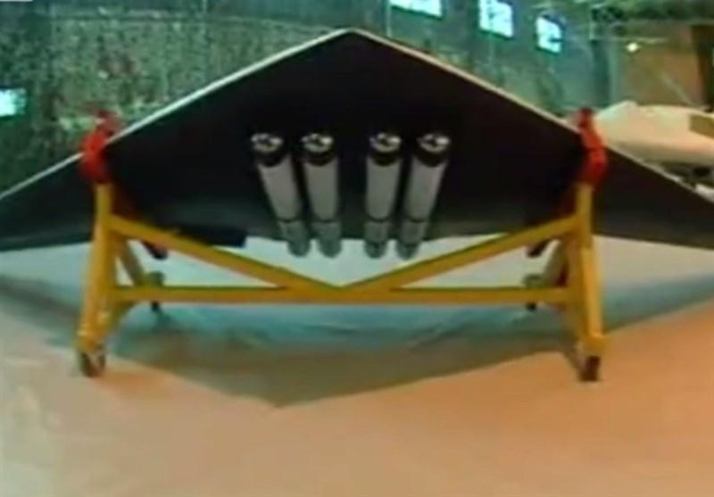 IRGC Develops New Long-Range Bomber Drone