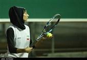 برگزاری آخرین روز مرحله دوم جام حذفی تنیس بانوان