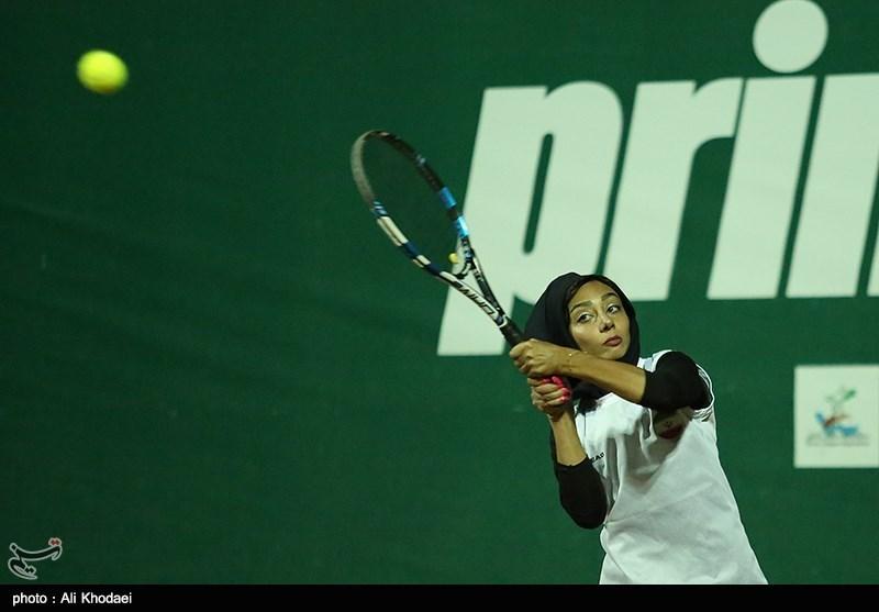 برگزاری ۸ دیدار جدول اصلی جام حذفی تنیس بانوان