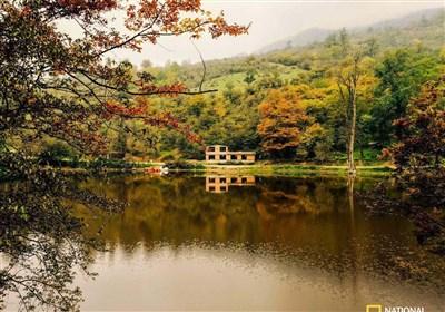 دریاچه زیبای شورمست؛ سواد کوه ، مازندران