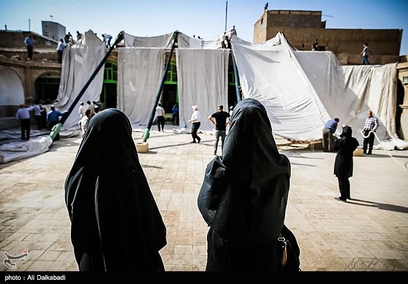 کرمانشاه| وقتی واردات بیرویه پارچههای چادری کمر تولیدکننده داخلی را میشکند - اخبار تسنیم - Tasnim