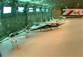 """اولین فیلم از پهپاد """"صاعقه"""" و MQ-1C آمریکا/ بزرگترین موزه پهپادها را ببینید"""