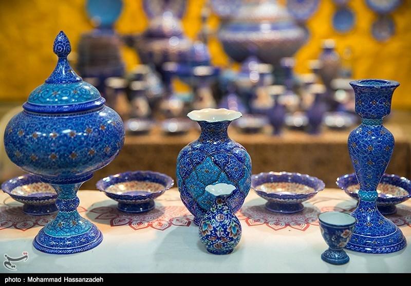حضور اصفهانیها درجشنواره فجر هنرهای سنتی