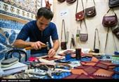 افتتاح بازارچه صنایع دستی و هنرهای سنتی عودلاجان