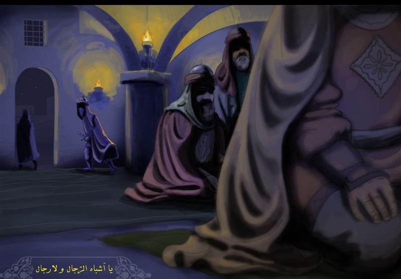 جملات وداع امام حسین(ع) با جناب مسلم قبل از اعزام به کوفه
