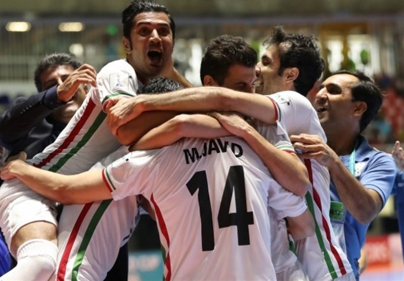 Iran Learns Rivals at AFC Futsal Championship Qualification