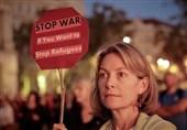 تظاهرات در حمایت از مهاجران در مجارستان