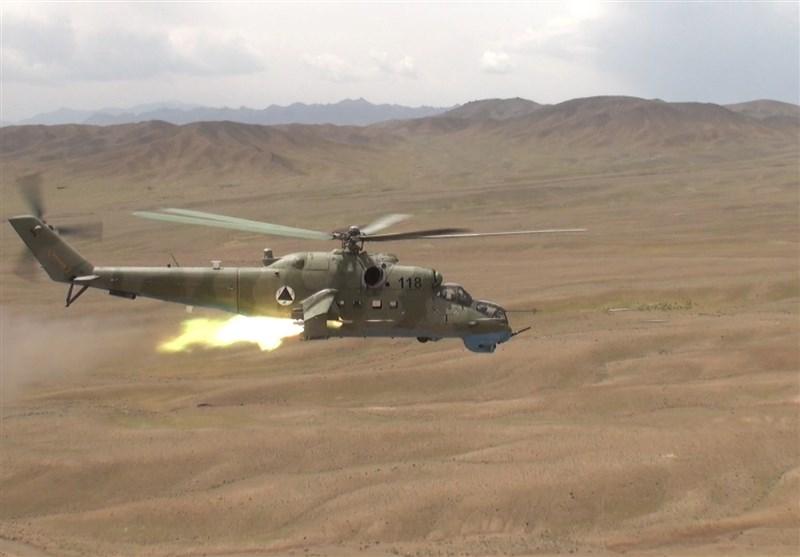 افغان ہیلی کاپٹر