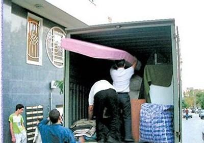 رونمایی از یک پدیده عجیب: گروگانگیری اثاث منزل توسط باربری!