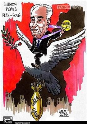 کاریکاتور/ خبرِ مَرگش!!!