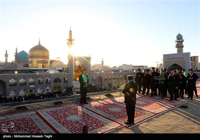 Imam Reza Shrine in Mashhad Prepares to Host Shiite Mourners in Muharram