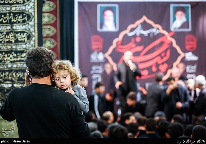 تلگرام مداحی استان بوشهر مراسم سیاه پوشی در آستان مقدس امامزاده حسن(ع) - اخبار ...