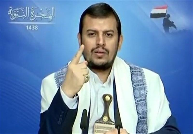 زعیم أنصار الله: السعودیة تصعد عسکریاً حرصاً منها على نیل رضى ترامب