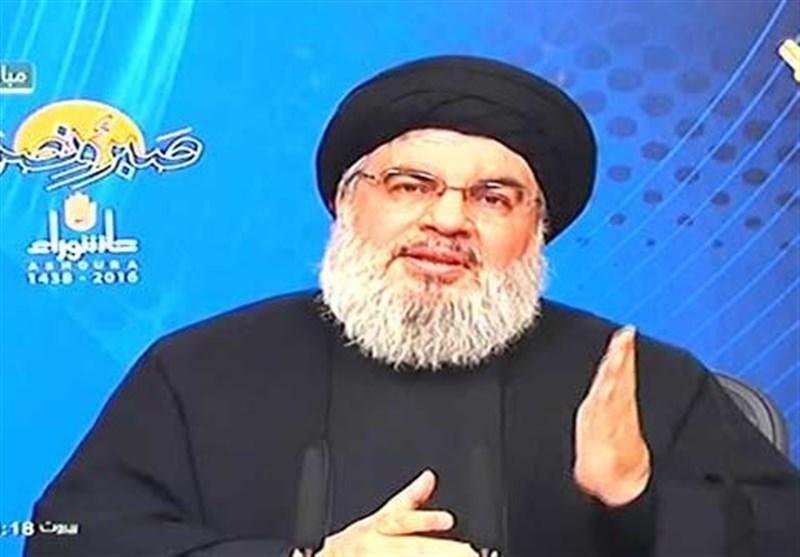 Nasrallah: Yemen'de Kan Kılıca Galip Gelecektir
