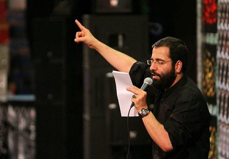مداحی حسین سیبسرخی شب چهارم محرم الحرام 1438 + صوت