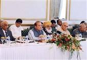 پاک بھارت کشیدگی؛ وزیراعظم کے زیر صدارت تمام سیاسی اکابرین کا اجلاس جاری