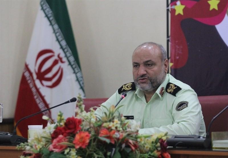 محمدرضا اسحاقی، فرمانده انتظامی خوزستان