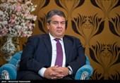 دیدار وزرای اقتصاد ایران و آلمان