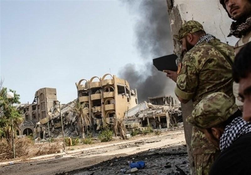 Libya Gov't Forces Say 80 Terrorists Killed in Sirte