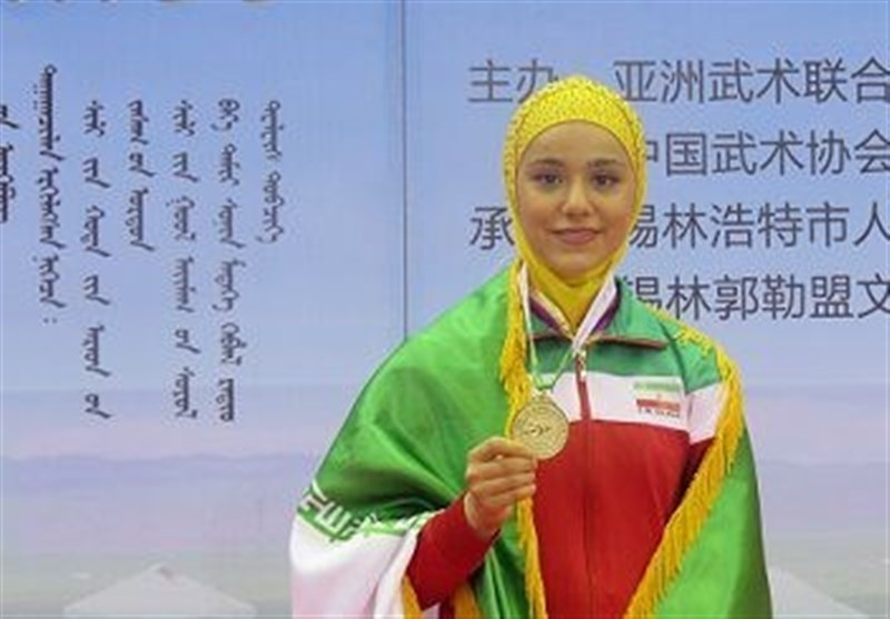 Iran Runner-up at Sanda World Cup